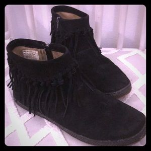 Ugg ankle boots / moccasins